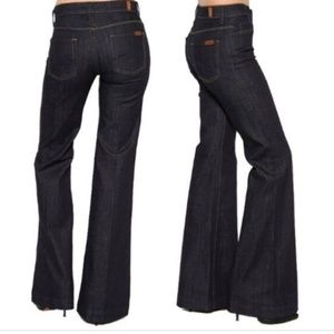 7 for all Mankind Ginger Wide Leg Trouser Jeans 28
